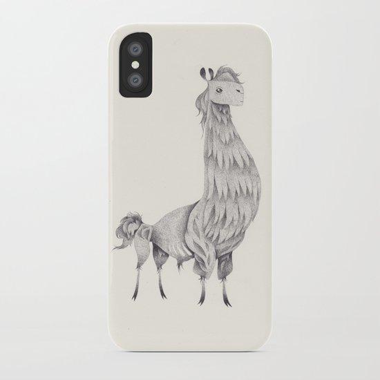 lama iPhone Case