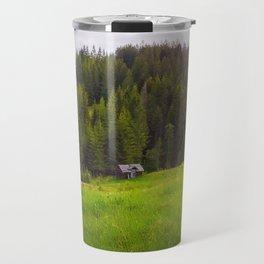 Carpathians landscape Travel Mug