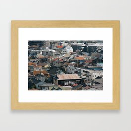 Kamakura, Japan Framed Art Print