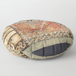 Kaitag 18th Century Caucasian Embroidery Floor Pillow