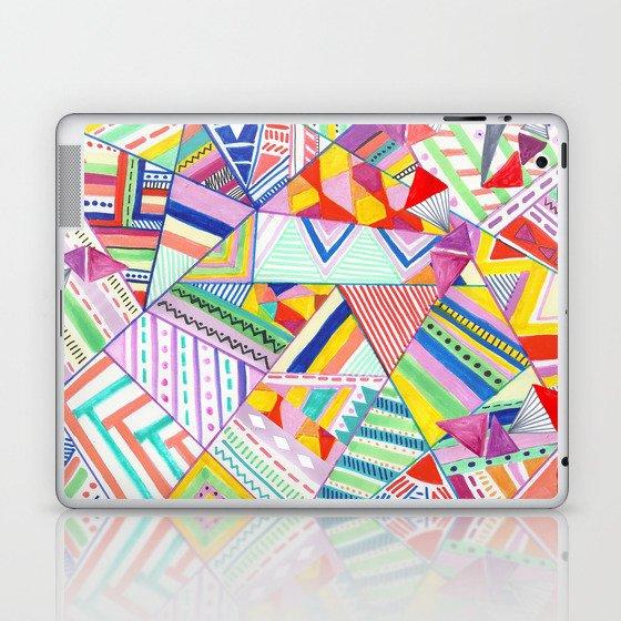 CIRCUS -C A N D Y- POP Laptop & iPad Skin
