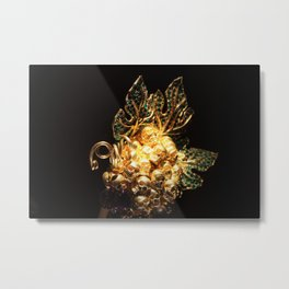 Death by Dalí  Metal Print