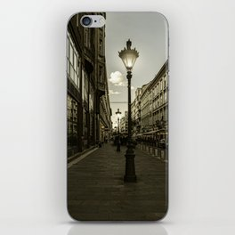Budapest Night Lights iPhone Skin