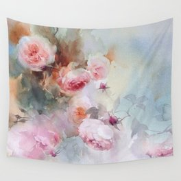 FLORAL PATTERN14 Wall Tapestry