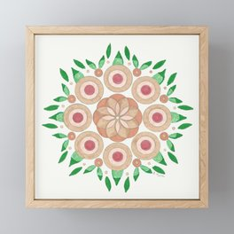 The Joy of Growth Framed Mini Art Print