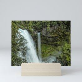 Sahalie Falls No. 4 Mini Art Print