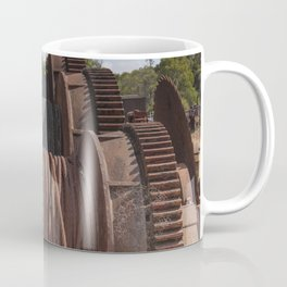 Steel Cables Coffee Mug