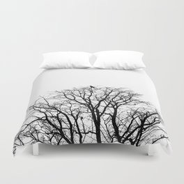 The Crow Duvet Cover