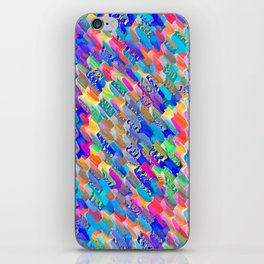 Abstract Pattern XXI iPhone Skin