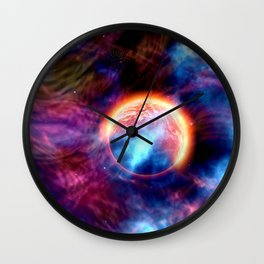 The End Of Days Wall Clock
