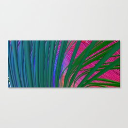 Through the Fibers Canvas Print