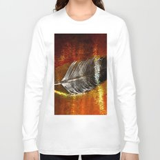 abstract feather# Long Sleeve T-shirt