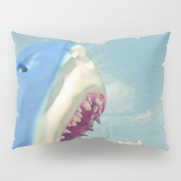 Shark! Pillow Sham