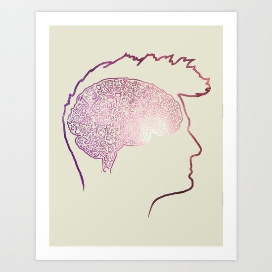 doctor who Art Print