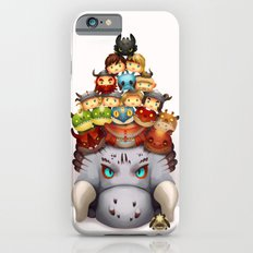 Little Dragons iPhone 6s Slim Case