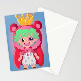 Sugar from one piece Stationery Cards