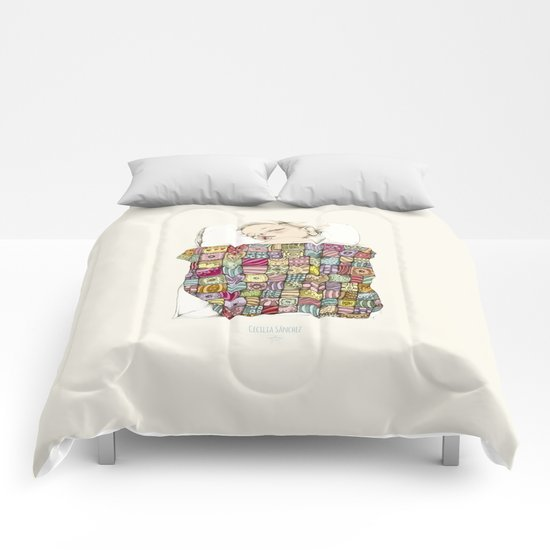 sleeping child Comforters