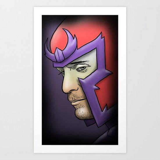 Magnus Art Print