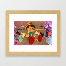 Penicchio Framed Art Print