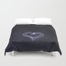 Captain Swan - Hook & Swan Duvet Cover
