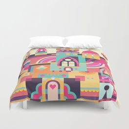 Structura 6 Duvet Cover