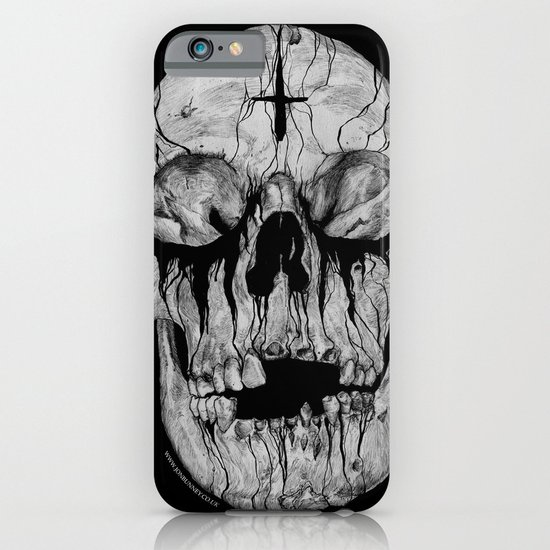Black blooded iPhone & iPod Case