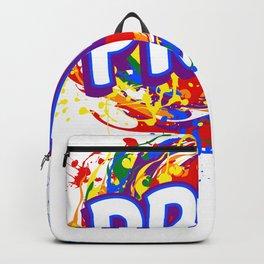 Rainbow Pride LGBT Backpack