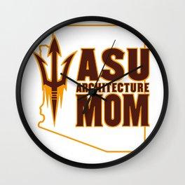 ASU Mom Wall Clock