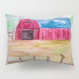 Bird on a Post Pillow Sham