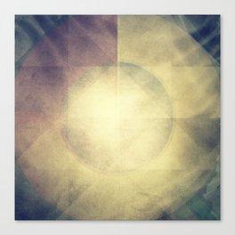 deconstruct .1 Canvas Print