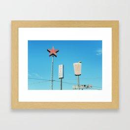 Copenhagen 01 Framed Art Print