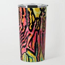 art fear painting Travel Mug