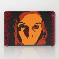 horror iPad Cases featuring Horror by Square Lemon