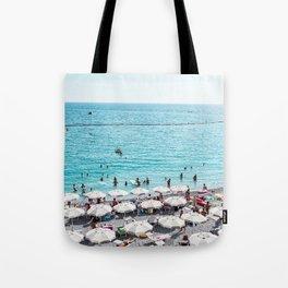 Amalfi Beach Tote Bag