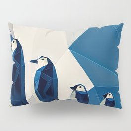 Penguins Pillow Sham