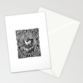 Correos del Peru Stationery Cards