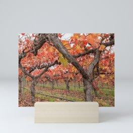 Red Vines Mini Art Print