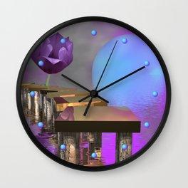 clock face -101- Wall Clock