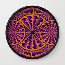 Hacking Visual System Optical Illusion Wall Clock