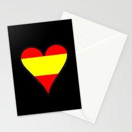 Flag of spain 5-spain,espana, spanish,plus ultra,espanol,Castellano,Madrid,Barcelona Stationery Cards