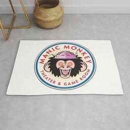 Manic Monkey 8000 Rug