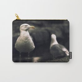 Seagull. The boss of the pond. Carry-All Pouch