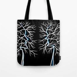 Standing People Love Tote Bag
