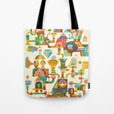 The Chipper Widget Tote Bag