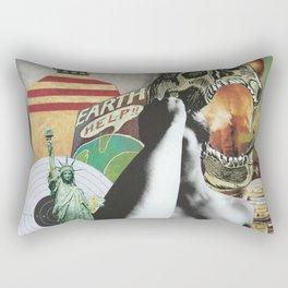 ...Target Resistance... Rectangular Pillow