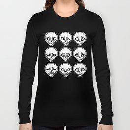 Skull Feels Long Sleeve T-shirt