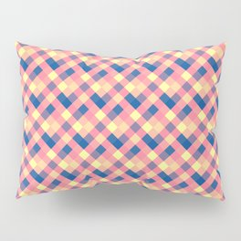 Squared abstraction Pillow Sham