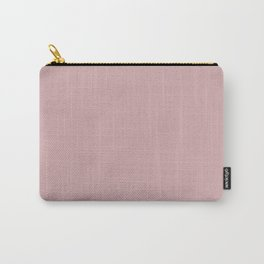 Ash Rose Pink Carry-All Pouch