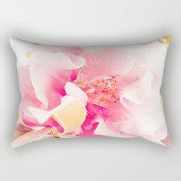 camellia I Rectangular Pillow