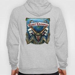 Merry Krampus Hoody